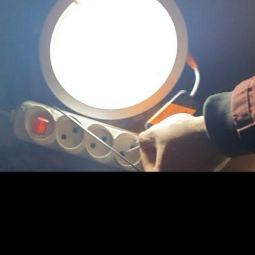 چراغ سقفی ۳۰COBوات مکس