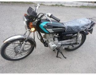 موتور هندا ۱۲۵ مدل ۹۰ ۵ دنده استارتی