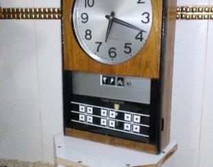 ساعت قدیمی آنتیک وکلکسیونی