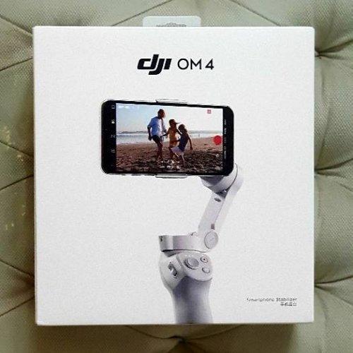 پایه لرزش گیر موبایل Dji om4