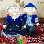 عروسک خانم جون وآقاجون