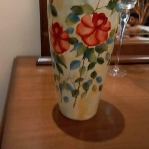 گلدان سرامیک قد ۳۲