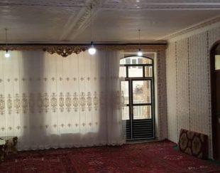 نقاشی خانه به سبک کاغذ دیواری میرزایی