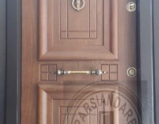 درب ضدسرقت درب ضد سرقت اتاق سرویس رویه فلز حمام
