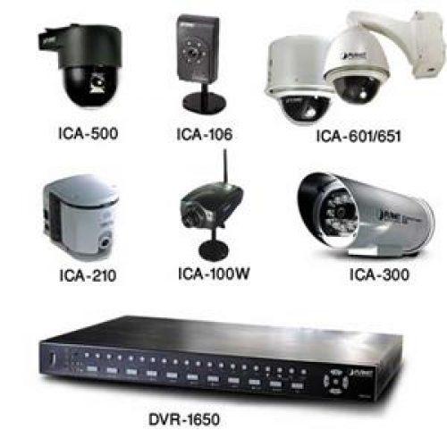 دوربین مدار بسته دزدگیر اماکن