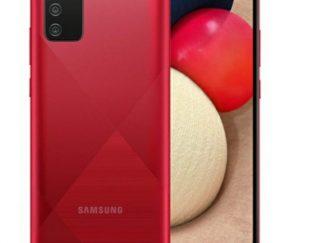 گوشی موبایل سامسونگ a02s پا ب صفر