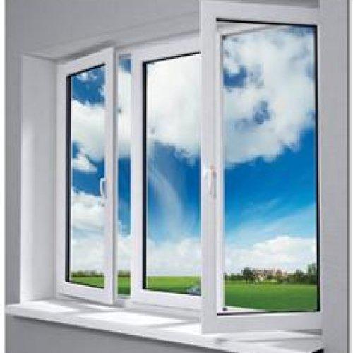 تولید درب و پنجره (upvc )دوجداره
