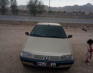 پژو خودرو ۴۰۵ مدل ۸۴