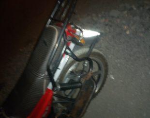 موتور سیکلت ۱۵۰شکاری احساس