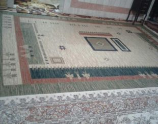 سه عدد گلیم فرش ۹متری ۶متری و۳متری