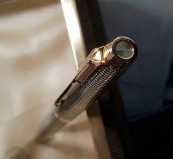 خودکار پارکر ۷۵ تمام نقره استرلینگ