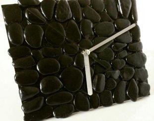 ساعت رومیزی سنگی