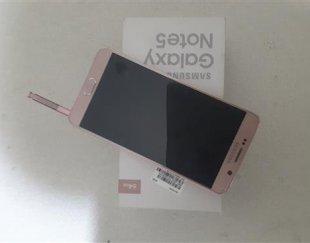 سامسونگ گلکسی نوت ۵ – Samsung Note 5 64 GB 1 Si