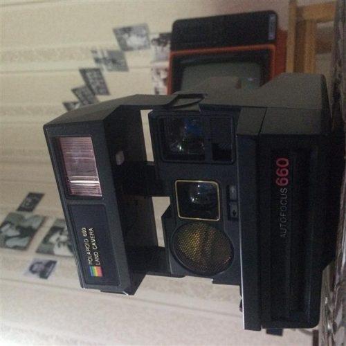 دوربین پولاروید (چاپ سریع)