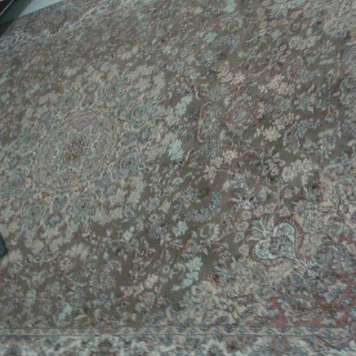 یه سرویس مبل دوتخته فرش