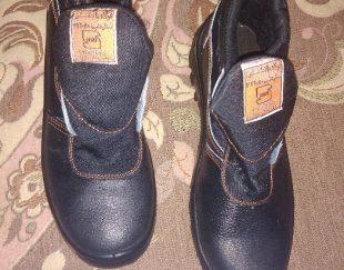 کفش ایمنی سایز۴۳ نو