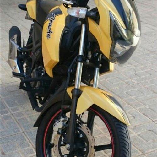 موتور سیکلت آپاچی مدل۹۴(۱۶۰cc)
