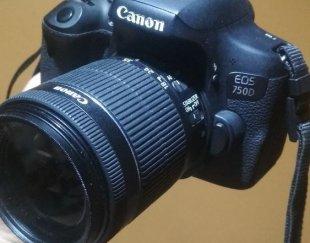دوربین عکاسی حرفه ای کانون CANON – EOS 750D