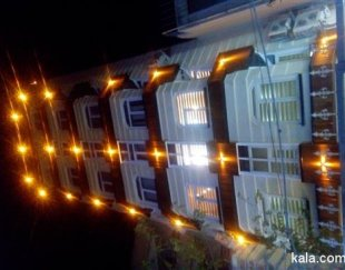 دوربین مداربسته،هوشمندسازی،نورپردازی،برق ساختمان