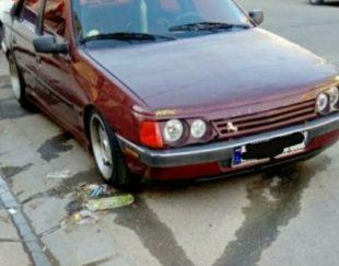 پژو ۴۰۵ Glx مدل ۸۰
