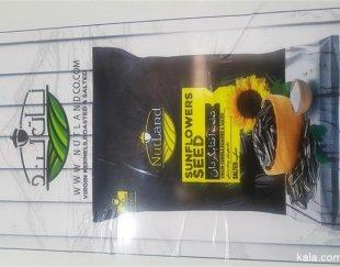 فروش تخمه بسته بندی شده ۱۲۵ گرمی