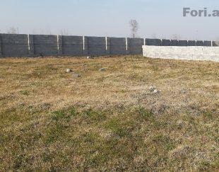 ۴۰۰ متر زمین مسکونی آماده ساخت ویلا