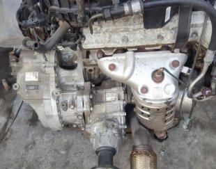 موتور و گیربکس سانتافه سوناتا.اوپتیما سوزوکی