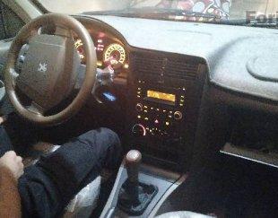 خودرو ۴۰۵ سلیکس تیوفایو