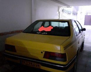تاکسی داخلی الوند