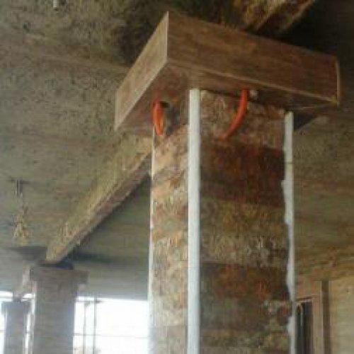 سنگ کاری کاشی کاری ساختمان