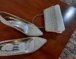 کیف و کفش مجلسی(عروس)