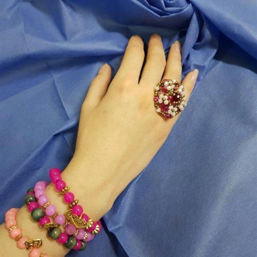 انواع دست بند تکی و سرویس بدلیجات