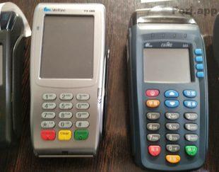 فروش انواع دستگاه های کارت خوان