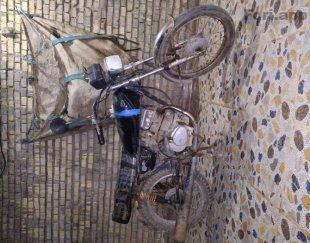 موتور سیکلت سالم و تمییز