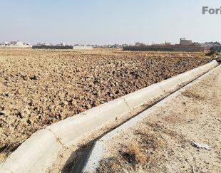 زمین کشاورزی ۷۵۰ متری نجف آباد، جوزدان