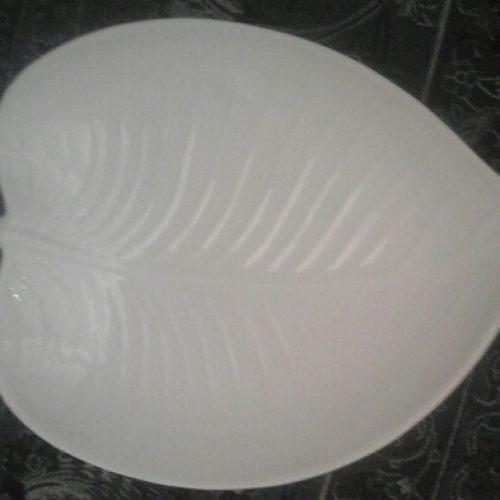 ظرف های سفید چینی شیک