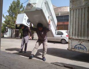 اتوبار وباربری اطمینان بارزنجان وحمل نقل اثاثیه منزل