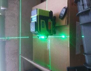 تراز لیزری نور سبز ۳بعدی بنلی