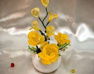 گلهای رز لمسی