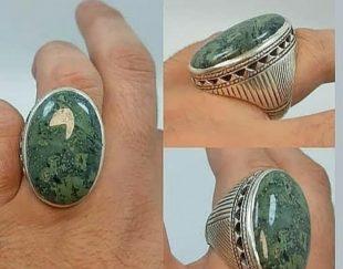 انگشتر زیبا وفاخره بسیار شیک وعالی