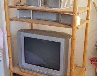 تلویزیون و میز تلویزیون