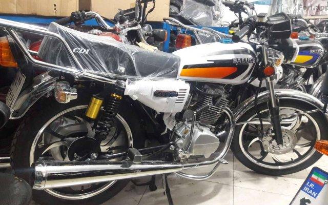 قیمت انواع موتورسیکلت ۲۴ مرداد ۱۴۰۰