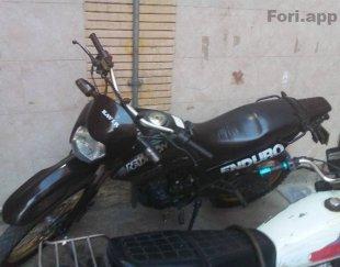 موتورسیکلت تریل کویر۲۵۰.مدل۸۹