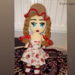 عروسک دخترزیبا