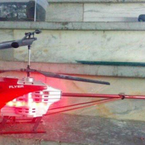 هلیکوپتر یک متری ۳/۵ کانال