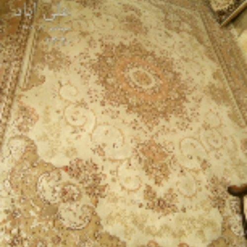 یک عدد فرش دوازده متری