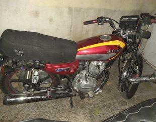 موتور سیکلت مهران ۲۰۰ مدل۹۸