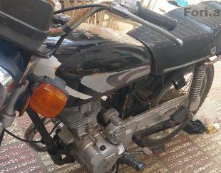 موتور مزایده ۱۲۵