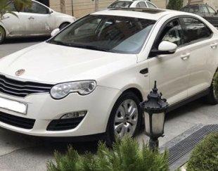 ام جی ۵۵۰ مدل ۲۰۱۲