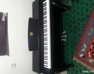 پیانو برگمولر bm280 سالم در حد نو